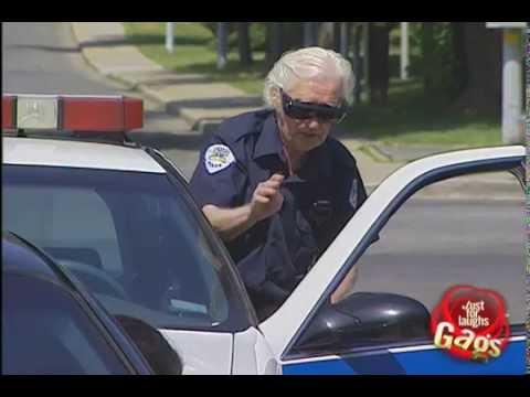 Epic Old Man: Police Officer