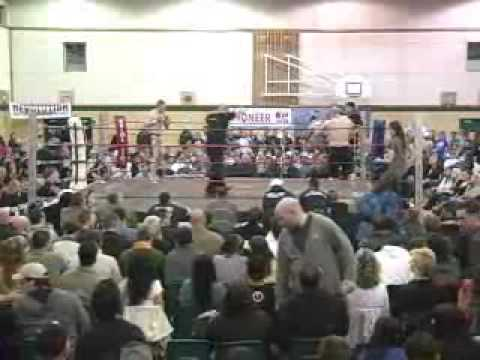 Valley Fight 7 - Warren Anderson vs. Mike Macguire
