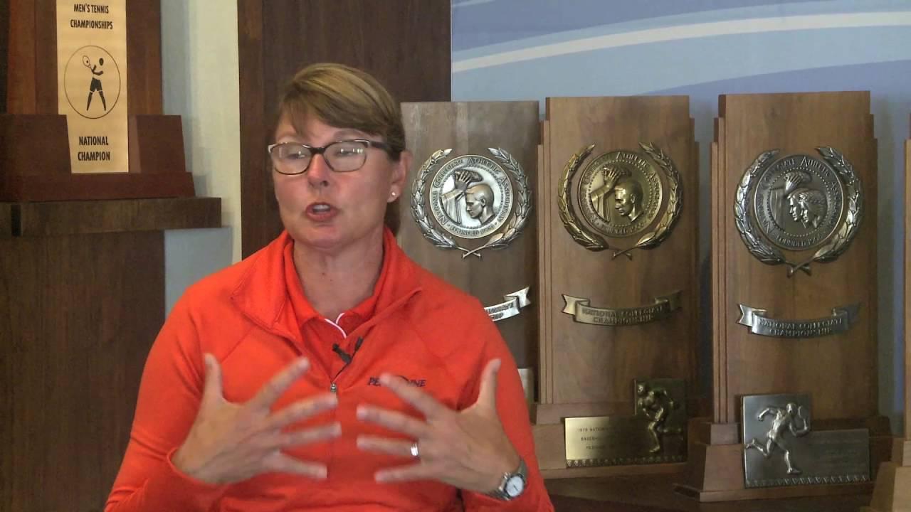 Women s Golf Begins Season at Dick McGuire Invitational