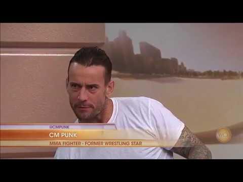 CM Punk on Windy City LIVE - 4/20/2017 (Part 1)