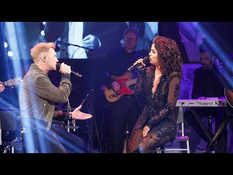 'When You Say Nothing At All' - Ronan Keating And Lisa McHugh | The Late Late Show | RTÉ One