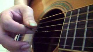 吉他指法練習 慢靈魂樂 Slow Soul (3)