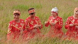 Чувашские фольклорные коллективы поздравляют с праздником УЯВ-2020