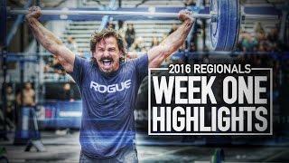 2016 Regionals Week 1 Highlights