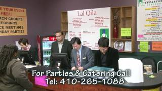 LaL QILA Restaurant in Maryland