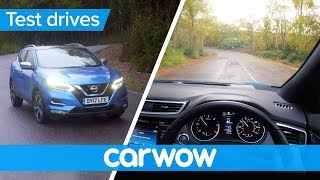 Nissan Qashqai 2018 POV review | Test Drives