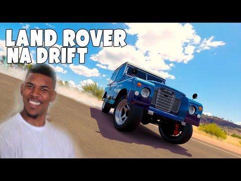 Forza Horizon 3 - Land Rover Series III na drift!