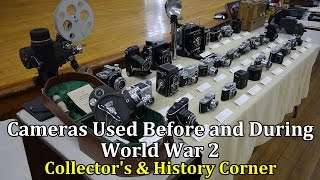 Cameras Used Before and During WW2 | Collector