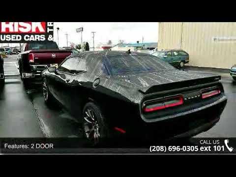 Dennis Dillon Dodge >> 2016 Dodge Challenger Srt Hellcat Dennis Dillon Chrysle