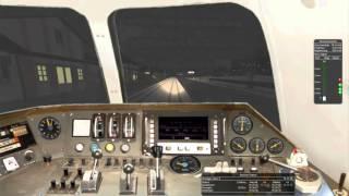 Open Rails - Airport Express im Schneesturm ET403 - Ahrtal [MSTS]