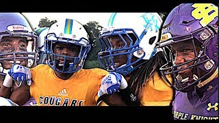 New Orleans HSFB - St. Augustine High vs Kennedy (New Orleans, LA) What A Game 🔥🔥