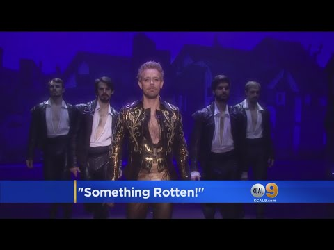 'Something Rotten' Brings New Spin On Shakespeare To Costa Mesa