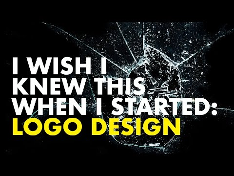 I Wish I Knew This When I Started: Logo Design