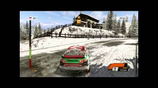 WRC 4 FIA World Rally Championship GamePlay