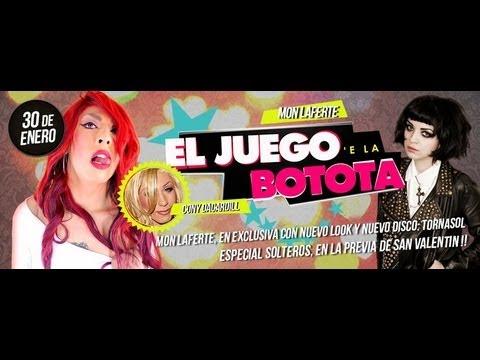 #El Juego e'la Botota / T04-C16 / Mon Laferte y Natalie