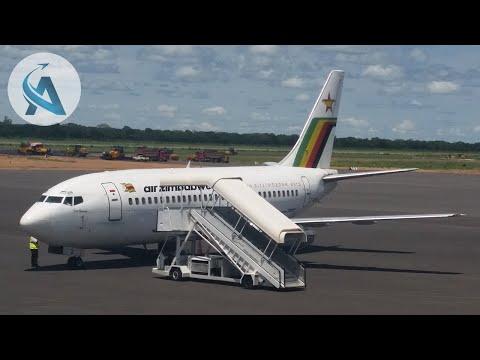 Trip Report: Air Zimbabwe Boeing 737-200 | VFA-BUQ-JNB | Inflight Experience