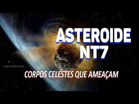 🔴 ASTEROIDE NT7 - ASTEROIDES PERIGOSOS, ASTEROIDE APOPHIS, BENNU thumbnail