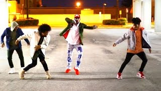 Chris Brown Party ft. Usher, Gucci Mane | Choreography by D3Mstreet X Krypto9095
