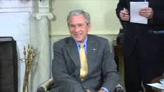 George W. Bush: The American Presidency Project