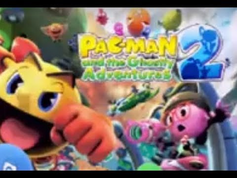 Pac-Man And The Ghostly Adventures 2 (3DS) Part 1: Pacopolis