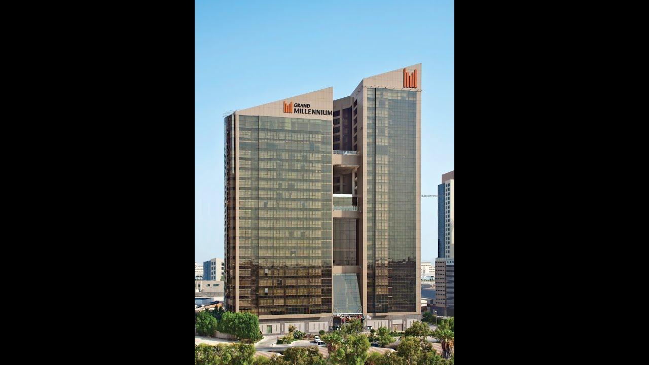 Grand Millennium Dubai Hotel 5
