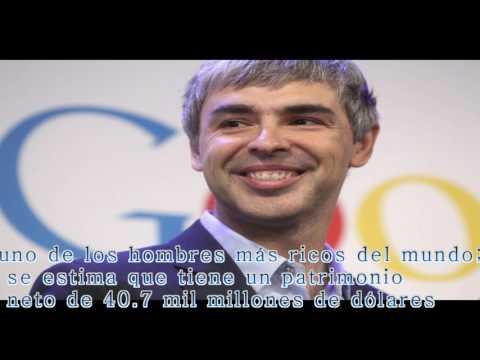 biografia de Larry Page