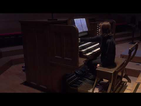 "Free Download Rhapsodie On Christmas Themes By Eugène Gigout (1844-1925)  Dr. Juyeon ""julia"" Lee, Organist Mp3 dan Mp4"