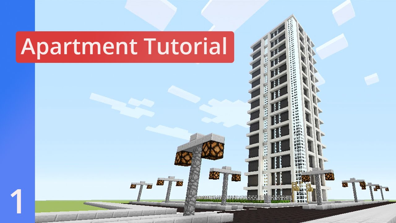 Modern Apartment Tutorial 1 Minecraft Xbox 360PS3Xbox OnePS4