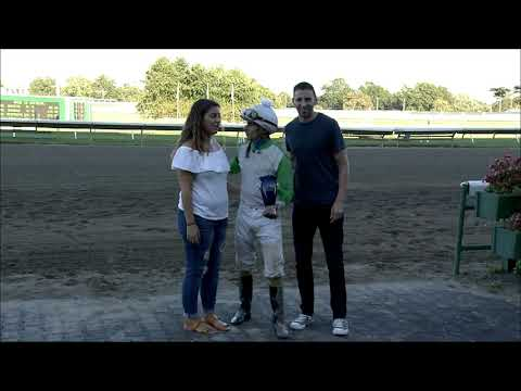 video thumbnail for MONMOUTH PARK 9-20-19 RACE 10