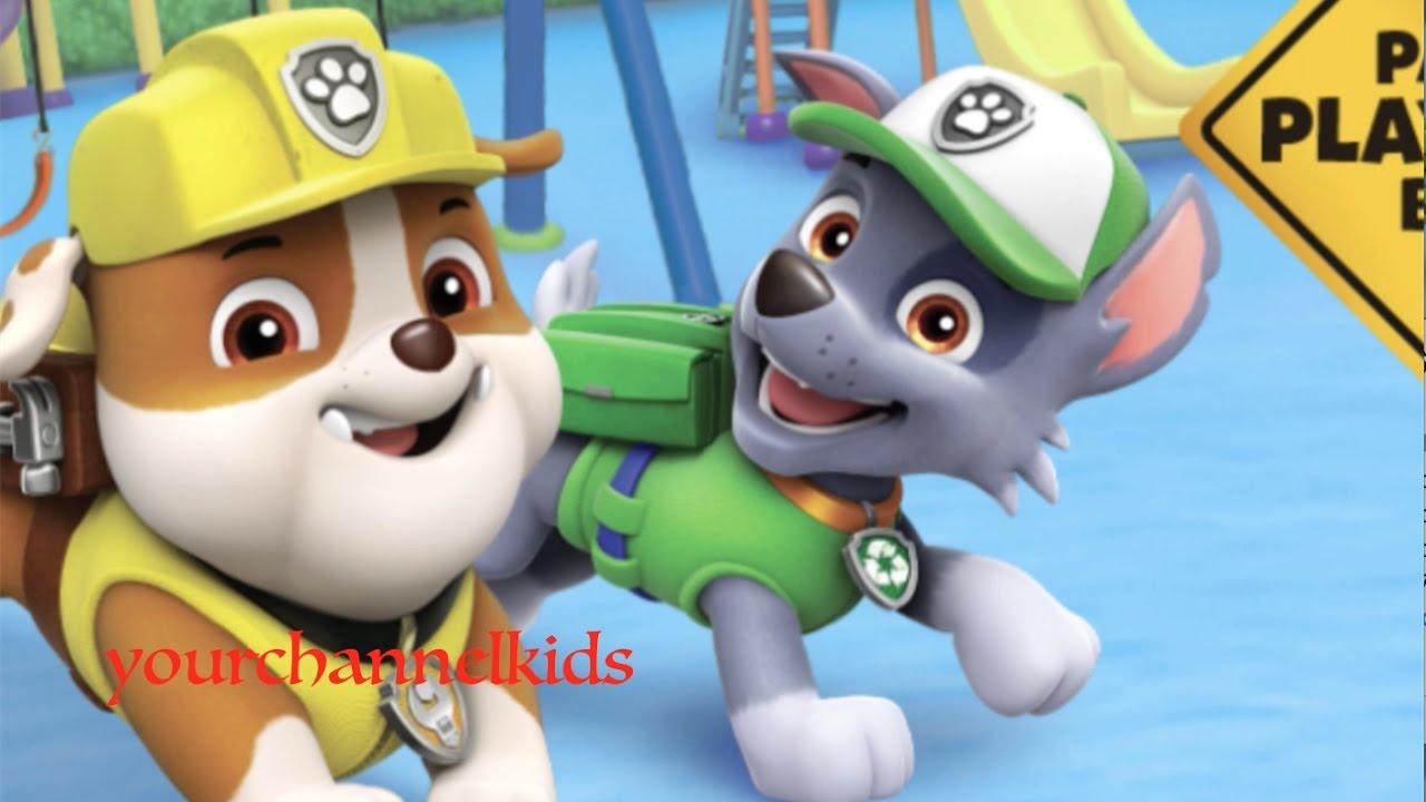 Paw Patrol Nick Jr Games To