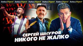 «Не хочу быть вторым Невзоровым, Жириновским,  Путиным»: Шнуров о политике, бизнесе и нищете