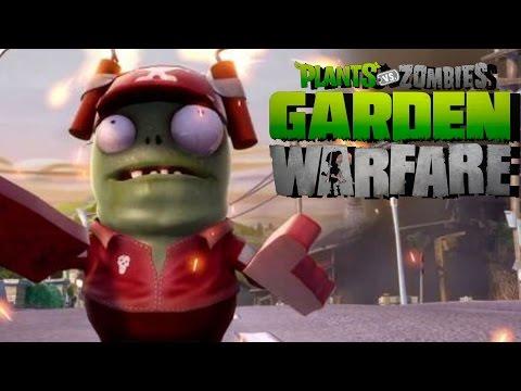 PRO ROCKET LAUNCHER KILLS | Plants vs Zombies: Garden Warfare