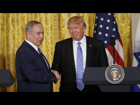 Greenwald on Trump-Netanyahu Meeting & How Israel Is Turning into an Apartheid-Like State