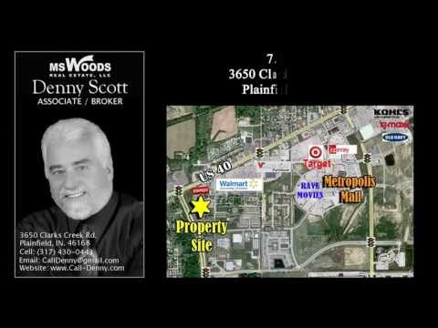 COMMERCIAL REAL ESTATE VIDEO TOUR PLAINFIELD INDIANA
