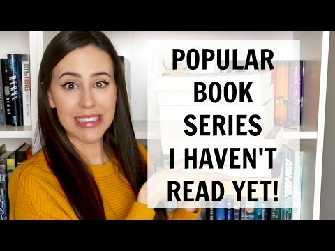Popular Book Series I Haven't Read