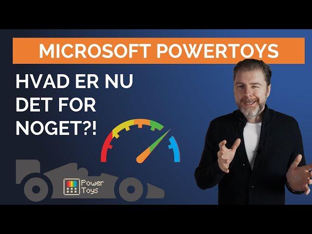 Bliv klog på Microsoft PowerToys