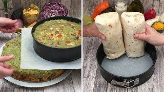 Nachos Mountain 🌽 Fajita party 🌮 Chili burrito 🌯 Mexico dinner tonight 🇲🇽