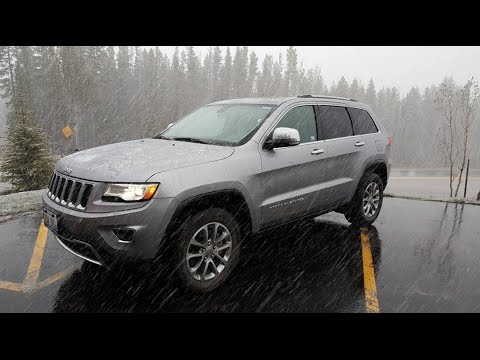 2015 Jeep Grand Cherokee Limited 4x4 Overview & Review