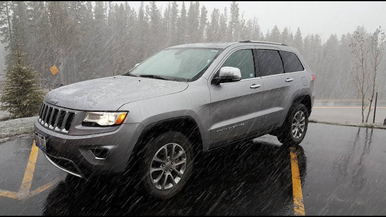 2015 jeep grand cherokee limited 4x4 overview review youtube. Black Bedroom Furniture Sets. Home Design Ideas