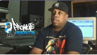 Make Money with Rockwilder selling beats online. Rockwilder Interview.