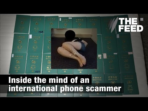 Inside the mind of an international phone scammer
