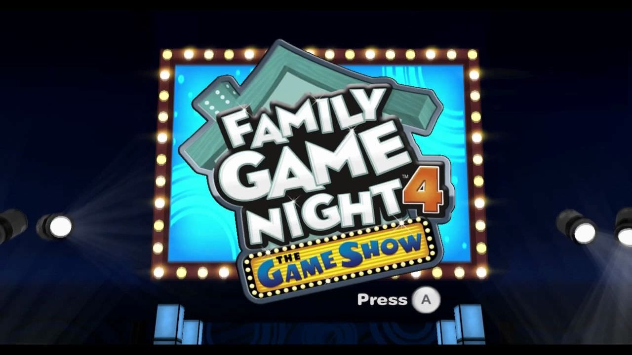 Family Game Night 4 The Show