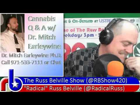 The Russ Belville Show #300 - Alepsia and Epidiolex