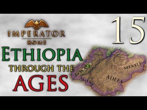 Imperator: Rome | Ethiopia Through The Ages | Episode 15 |