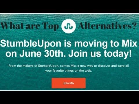 Top 7 StumbleUpon Alternatives
