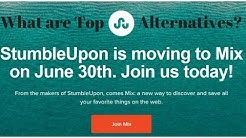 Top 7 StumbleUpon Alternatives