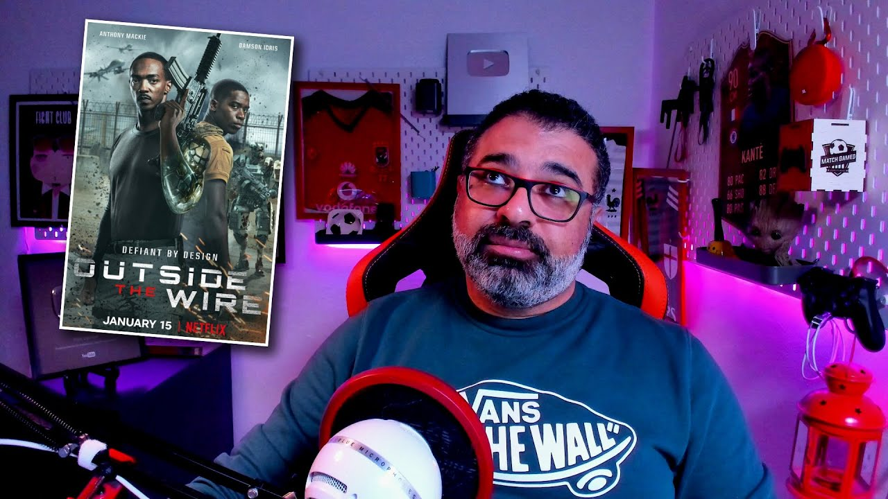 "Download مراجعة فيلم ""Outside the Wire"" بدون حرق | FilmGamed"