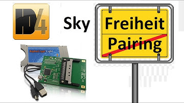 AlphaCrypt- Pairing von Sky Karten umgehen