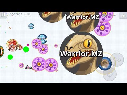 Crazy Revenge on Clan! (Agar.io Mobile Gameplay!)