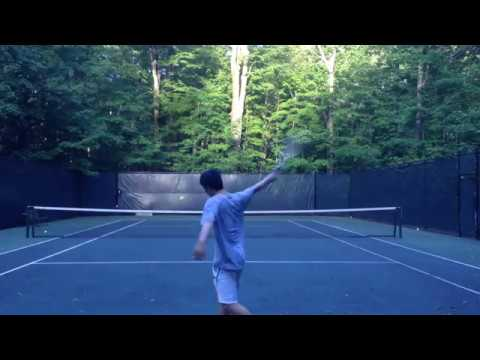Power and Precision - Casual Tennis 103 [HD]